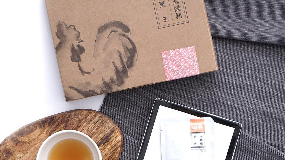 田野原味滴雞精 - 10包禮盒裝