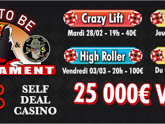 The Place To Be Poker Belgique