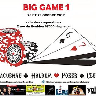 Big Game 1 saison 8