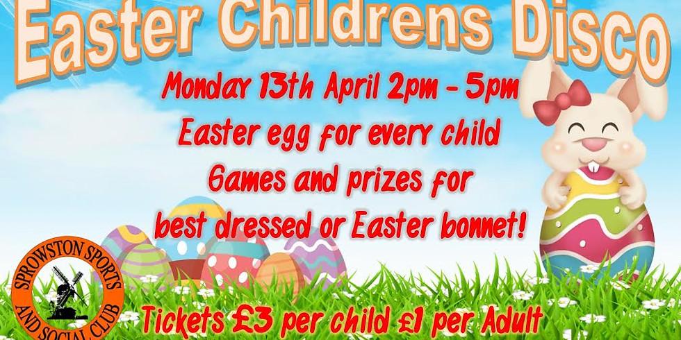 Easter Children's Disco