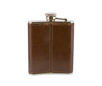 Flask en cuir