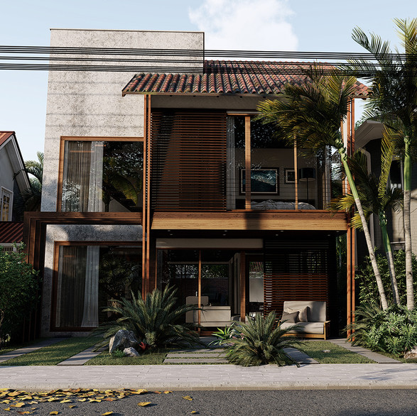 Residência Paraguaios