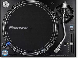 Pioneer DJ Direct Drive DJ Turntable PLX1000
