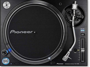 Pioneer DJ Direct Drive DJ Turntable PLX1000
