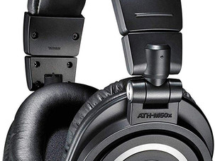 Audio-Technica ATH-M50xGM Professional Monitor Headphones