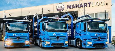 Mafracht Kft. - MAHARTLOG GROUP - Szállítmányozás - szélesíthető pótkocsi, mélybölcsős fuvarozás