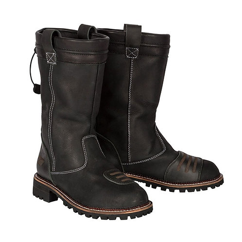 Spada Pallas Ladies Boots Nubuck Black