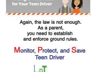 Teenage Driver Safety Campaign