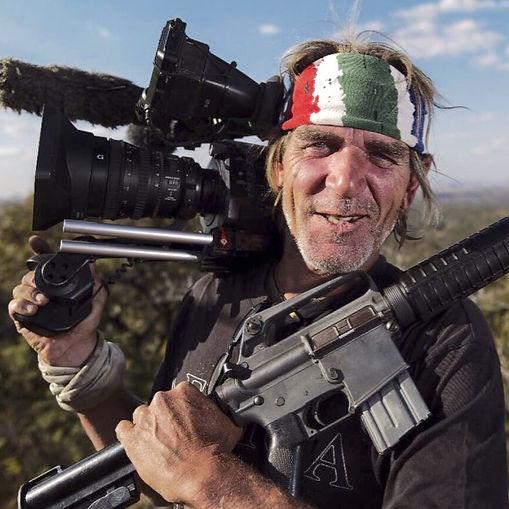 Alistair Lyne War Cameraman