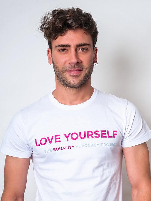 Camiseta de hombre Love Yourself