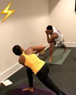 Athletic Yoga