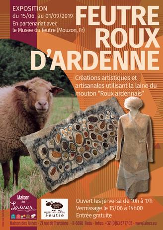 Feutre Roux d'Ardenne