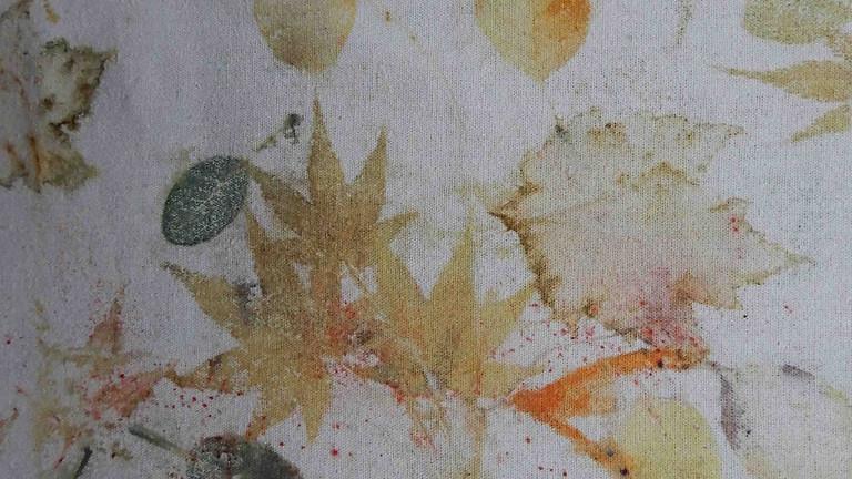 Impressions de feuilles et ecoprint - Du 24 au 25 juin 2021