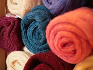 La laine des coccinelles - Chaussettes