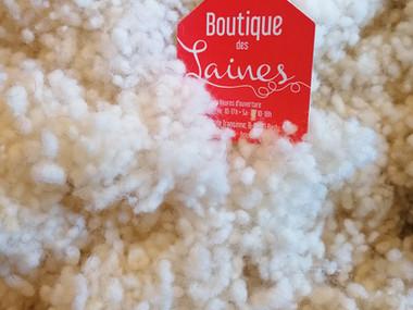 Go laine transition- flocon de laine