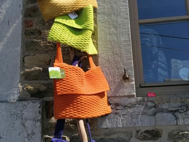 La laine des coccinelles - sacs