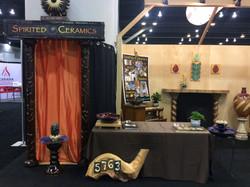 SpiritedCeramics Booth Pic #3