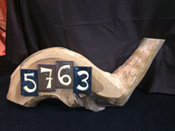 House Numbers Pic #2