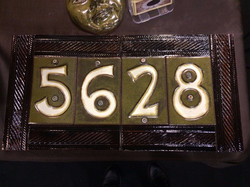 House Numbers Pic #1