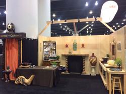 SpiritedCeramics Booth Pic #2