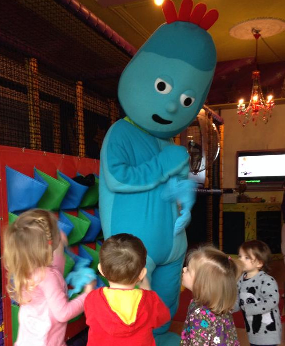 soft play area childrens party eltham greenwich