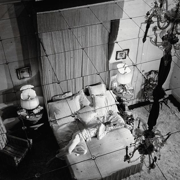Rosalyn Drexler, No Pictures, 1963