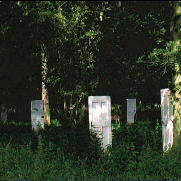 Jaki Irvine, The Silver Bridge, 2003
