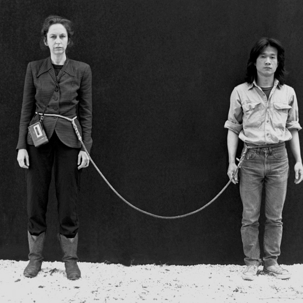 Linda Montanoand Tehching Hsieh, Art/Life: One Year Performance,1983-1984