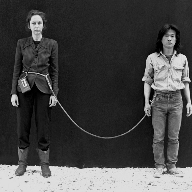 Linda Montano and Tehching Hsieh, Art/Life: One Year Performance, 1983-1984
