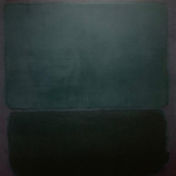 Mark Rothko, Untitled, 1960