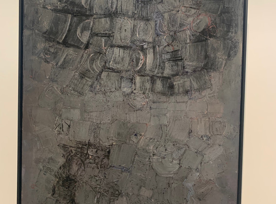 Stuart Sutcliff e, Untitled (Hamburg Series), 1961-62