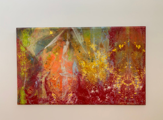 Sam Gilliam, Spread, 1973