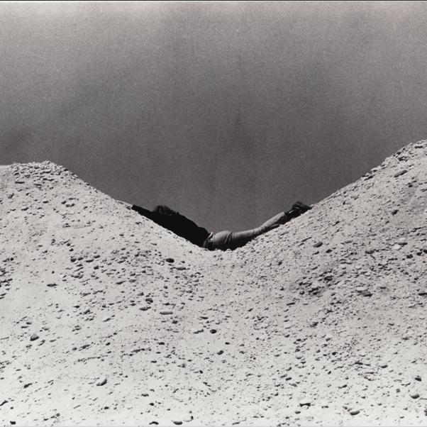Dennis Oppenheim, Parallel Stress, 1970