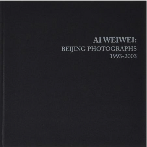 AI WEI WEI BEJING PHOTOGRAPHS 1993-2001