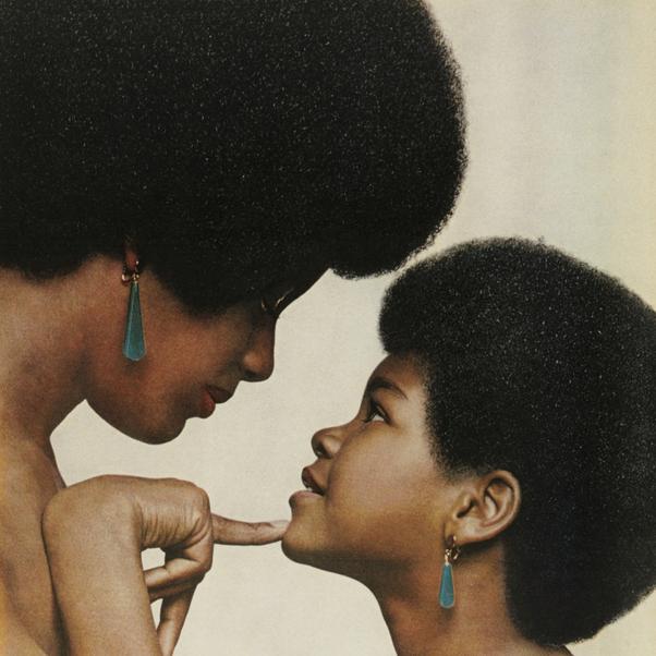 Hank Willis Thomas, Kama Mama, Kama Binti (Like Mother, Like Daughter), 1971, 2008
