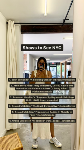 Shows to See NYC: July 9, 2021