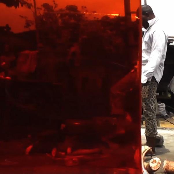 Karimah Ashadu, King of Boys (Abattior of Makoko), 2015