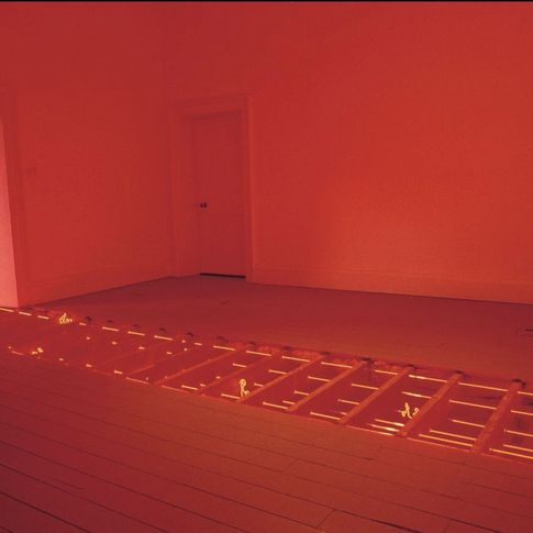 Vong Phasophanit, Line Writing, 1994