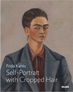 FRIDA KAHLO SELF-PORTRAIT WITH CROPPED HAIR
