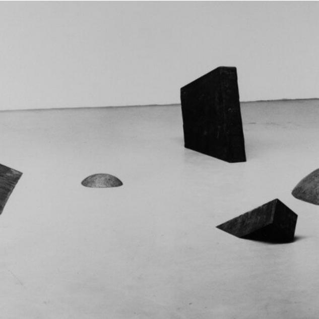 Alf Lechner, Sinking Bodies, 1984