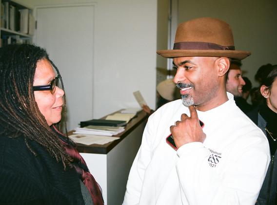 Linda Goode Bryant, Khalil Joseph