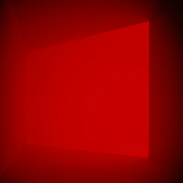 James Turrell, Frontal Passage, 1994