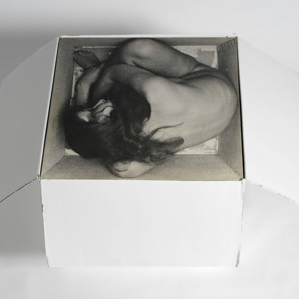 Kirsten Justesen, Sculpture II, 2010