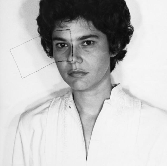 Liliana Porter, Untitled (Self-Portrait), 1973
