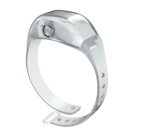 Clear Adjustable SqueezyBand