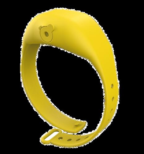 Yellow Adjustable SqueezyBand