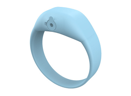 Squeezyband - A Wristband That Aims To Better Protect Against Viruses (MENAFN)