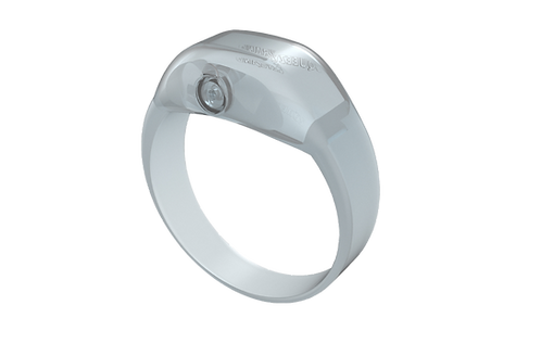 Clear Fixed SqueezyBand