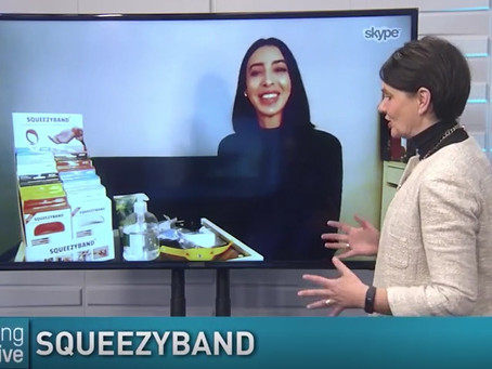 A Hamilton company whose unique product helps keep your hands clean (CHCH Morning Live)