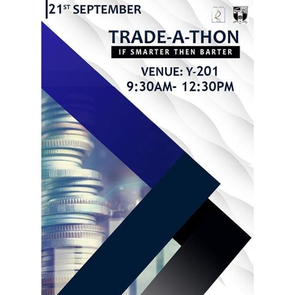 Trade-a-thon